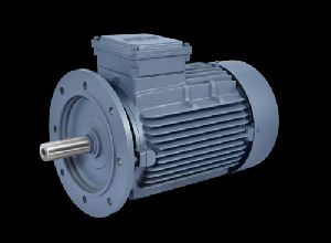 Three Phase Flange Mounted Induction Motor