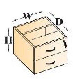 HANGING PEDESTAL (2D)