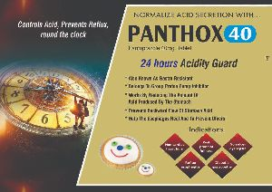 Panthox 40 Tablets