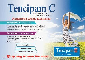 Tencipam C Tablets