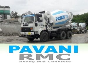 High Performane RMC Ready Made Concrete