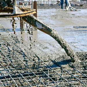 Ready Mix Concrete M20 With River Sand