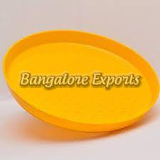 Poultry Yellow Tray