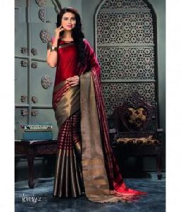 Lovely Printed Saree
