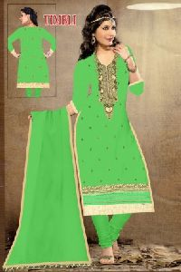 Prints and Embroidery Salwar Suit