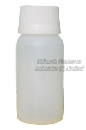 HDPE Dry Syrup Bottle 01