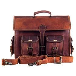 Leather Stylish Laptop Bag