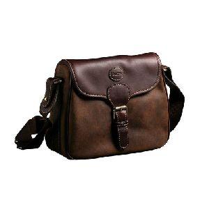 Leather Suede Handbag