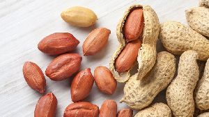 Husked Groundnut