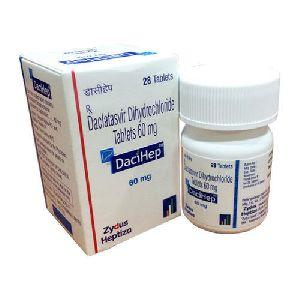 DaciHep 60 Mg Tablets