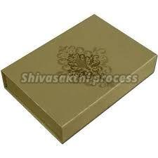 Paper Sweet Box