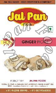 Hot Ginger Pickle