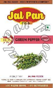 Hot Green Pepper Pickle