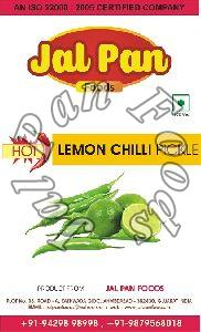 Hot Lemon Chilli Pickle