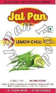 Hot Lemon Chilli Pickle