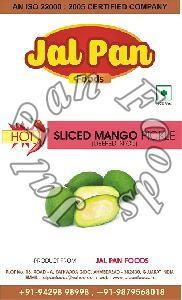 Hot Sliced Mango Pickle