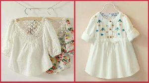 Girls Designer Frock 09