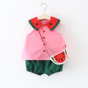 kids Top & Short Set