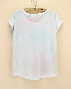 Ladies Plain Tops