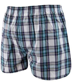 Mens Checkered Boxer Shorts 06