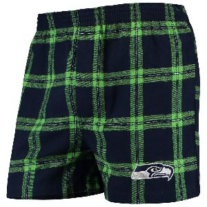 Mens Checkered Boxer Shorts 10