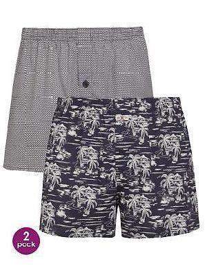 Mens Designer Boxer Shorts 08