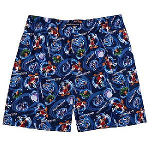 Mens Printed Boxer Shorts 04