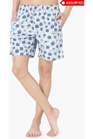 Mens Printed Boxer Shorts 11