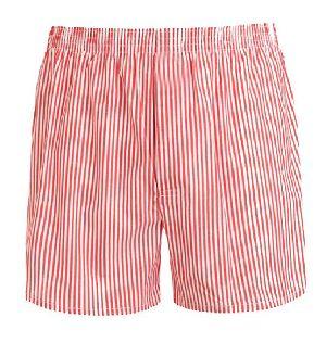 Mens Striped Boxer Shorts 02