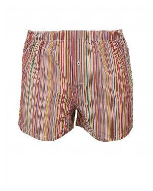 Mens Striped Boxer Shorts 07
