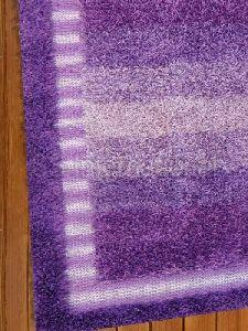 Purple Shaggy Rugs