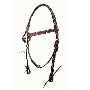 Genuine Leather Hand Made Horse Bridle
