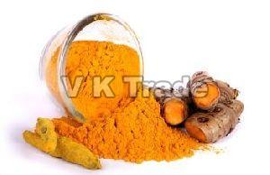 Fresh Orange Turmeric Powder