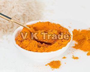Orange Turmeric Powder