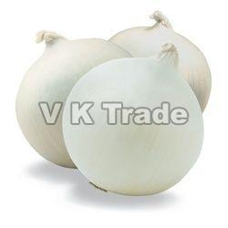 Organic Fresh White Onion