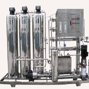 Rain Water Treatment RO Plant
