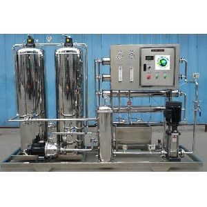 Ultra Filtration RO Plant