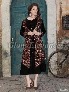 GLAM VOL-1 Rayon Cotton Kurtis