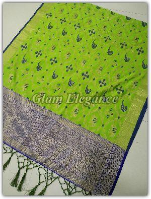 Minali VOL-1 Banarasi Silk Dupatta 05