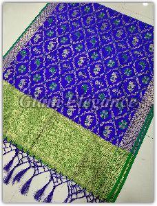 Minali VOL-1 Banarasi Silk Dupatta