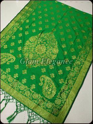 Minali VOL-2 Banarasi Silk Dupatta 06