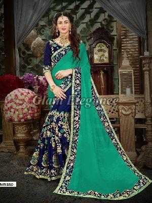 MN350 Manohari Roohi Hit Colors VOL-3 Designer Sarees