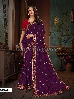 MN426 Manohari Roohi Hit Colors VOL-4 Designer Sarees