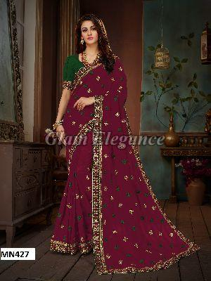 MN427 Manohari Roohi Hit Colors VOL-4 Designer Sarees