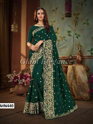 MN440 Manohari Roohi Hit Colors VOL-4 Designer Sarees