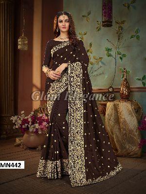 MN442 Manohari Roohi Hit Colors VOL-4 Designer Sarees