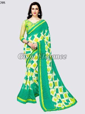 OF285_1 Rubyza-3 Georegette Sarees
