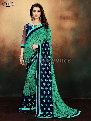 OF333 Rubyza-9 Georegette Sarees