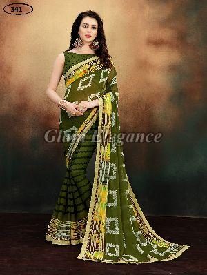 OF341 Rubyza-9 Georegette Sarees