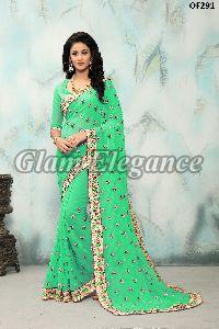 Rubyza Hit Color Designer Sarees